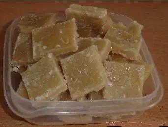अदरक की बर्फी बनाने की रेसिपी (Ginger Barfi Recipe Hindi)