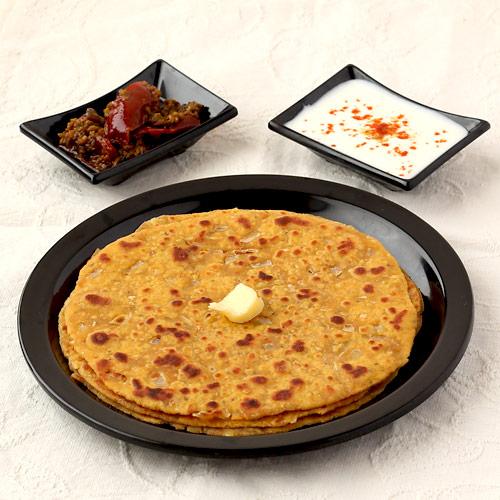 मिस्सी रोटी बनाने की रेसिपी (Missi Roti Recipe in Hindi)
