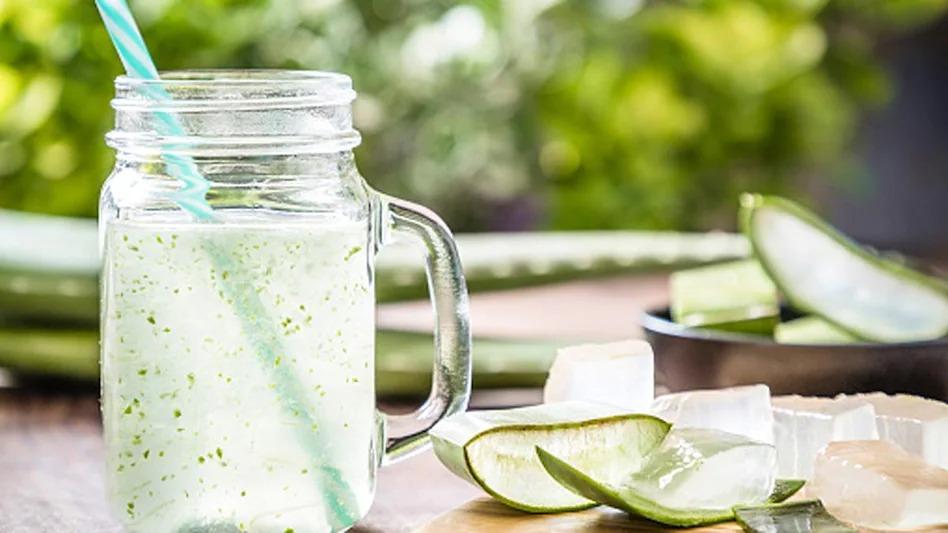 Aloevera Juice Recipe in Hindi