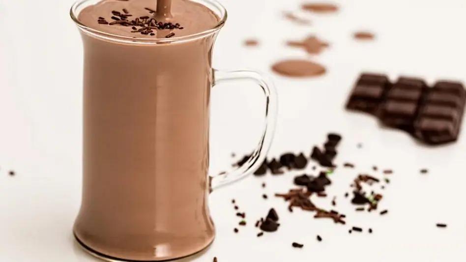 Dark Chocolate Cocoa Smoothie Recipe